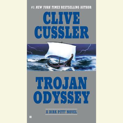 Trojan Odyssey Audiobook, by