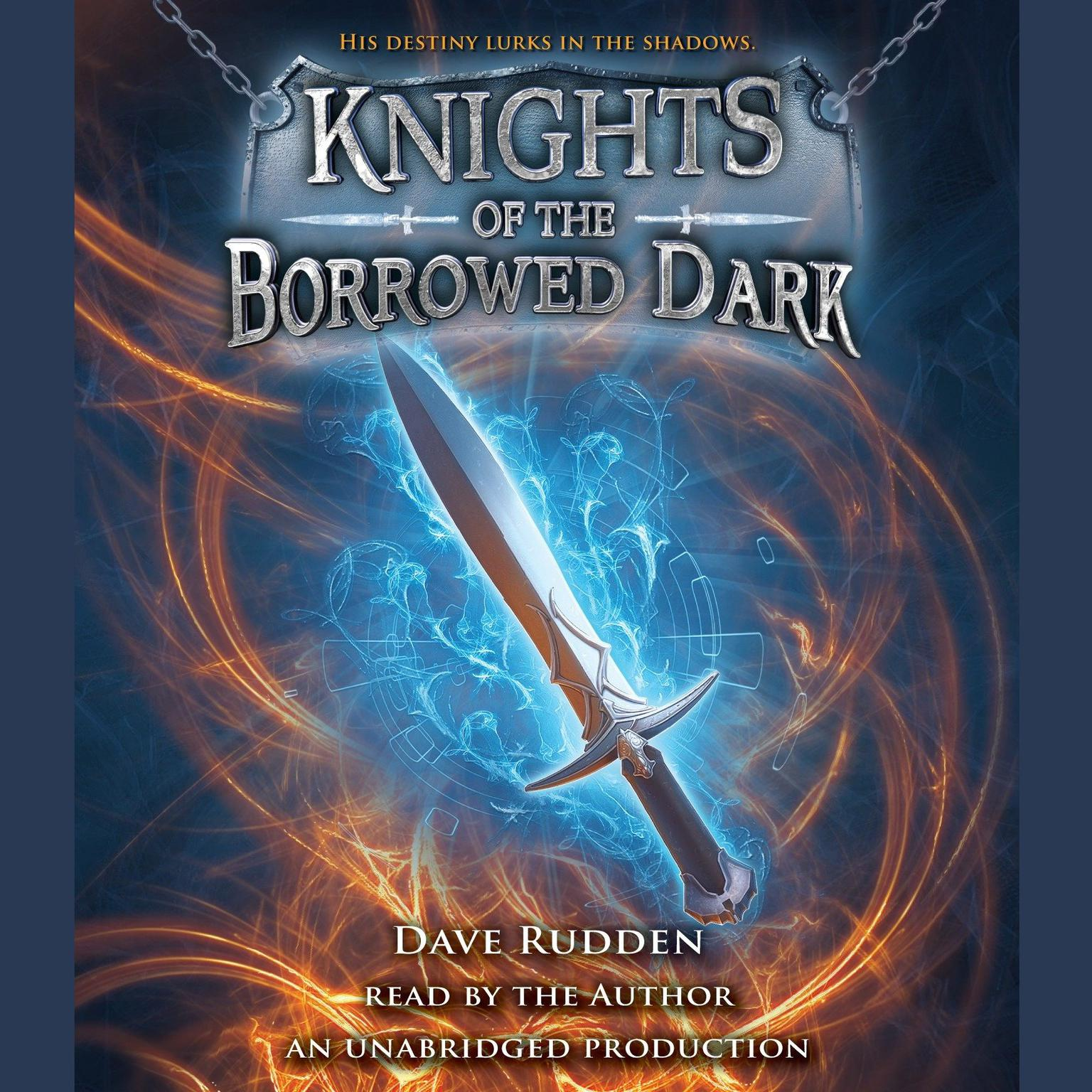 Printable Knights of the Borrowed Dark Audiobook Cover Art