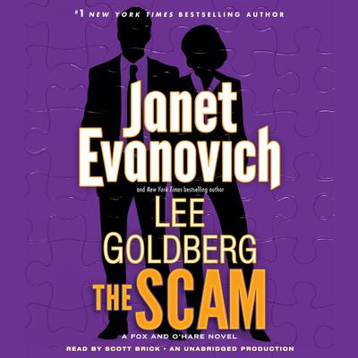 The Scam: A Fox and OHare Novel Audiobook, by Janet Evanovich