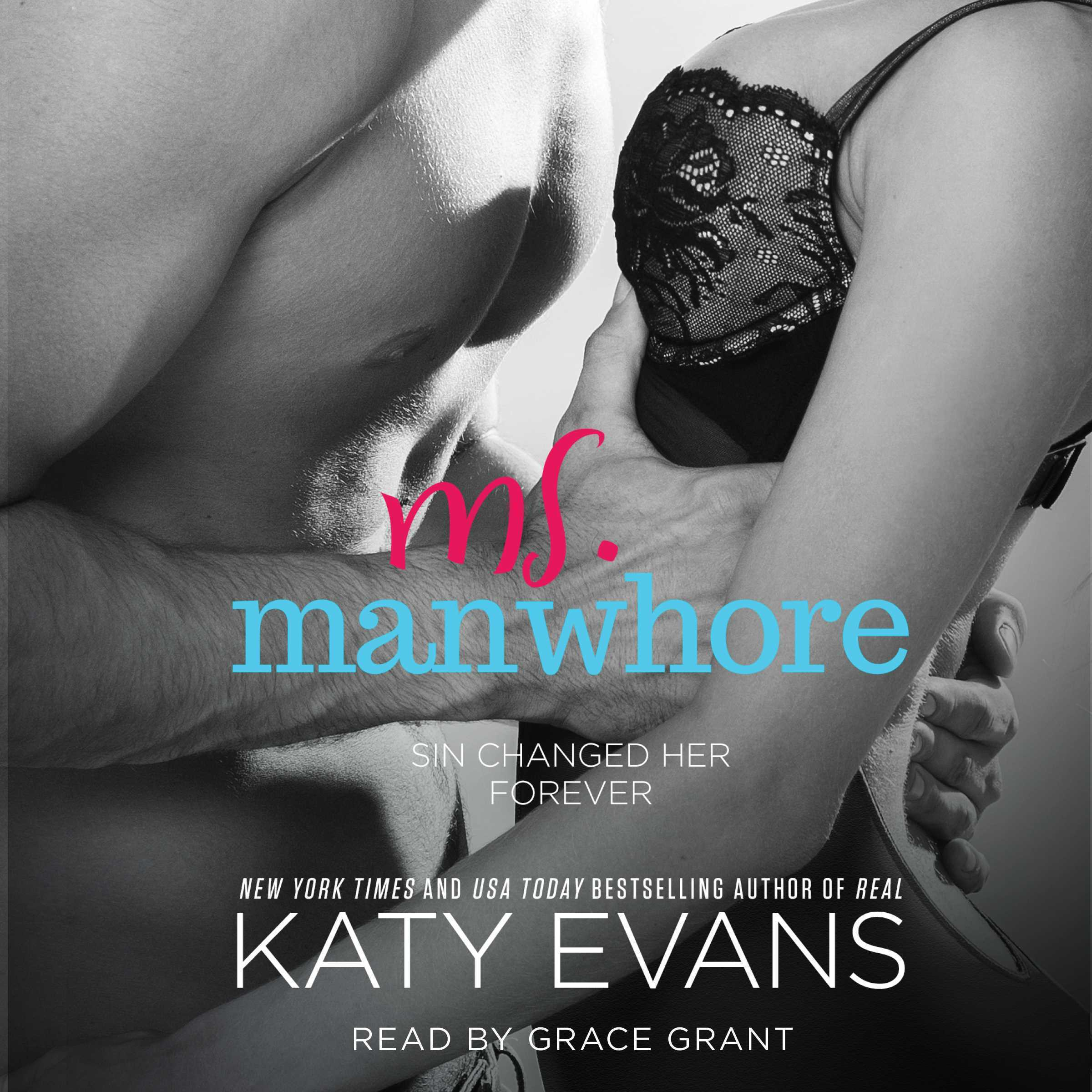 Printable Ms. Manwhore: A Manwhore Series Novella Audiobook Cover Art