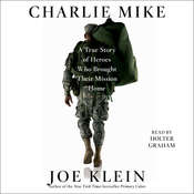 Charlie Mike: A True Story of War and Finding the Way Home, by Joe Klein