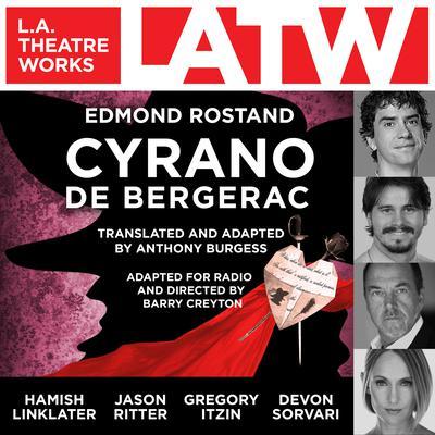 Cyrano de Bergerac Audiobook, by Edmond Rostand