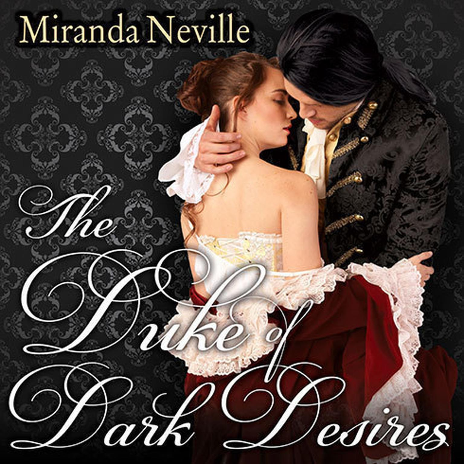 Printable The Duke of Dark Desires Audiobook Cover Art