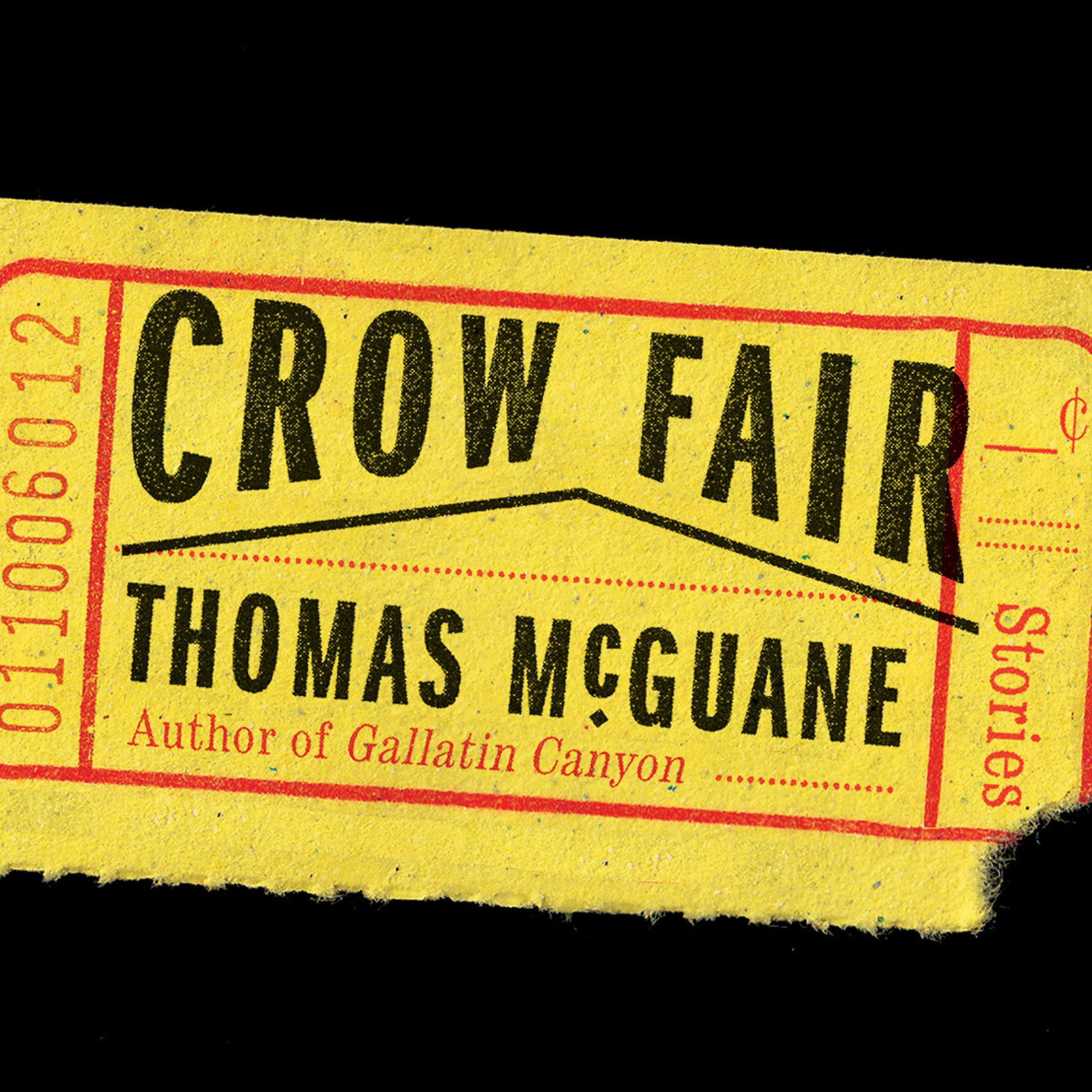 Printable Crow Fair: Stories Audiobook Cover Art
