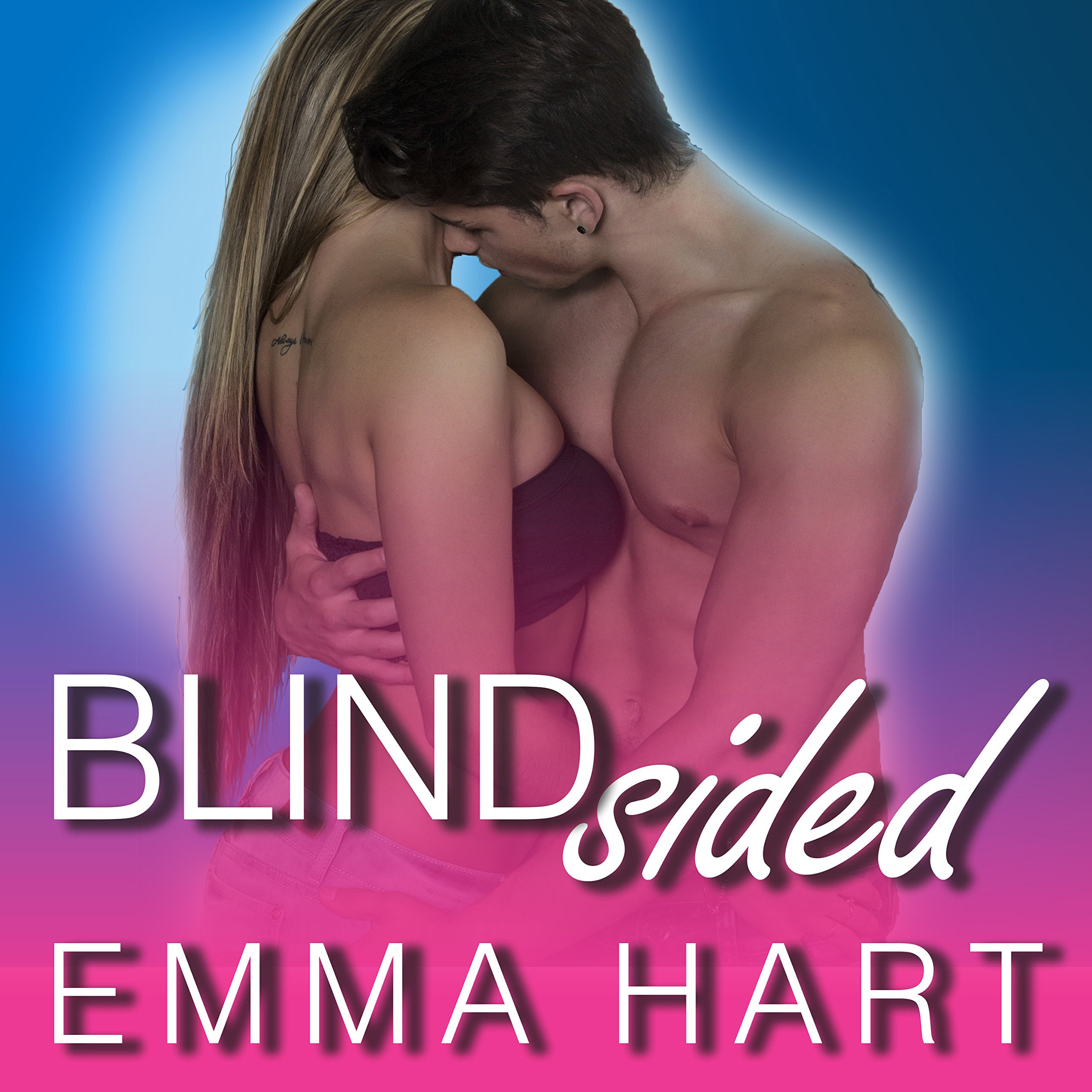 Printable Blindsided: Book One in the By His Game Series Audiobook Cover Art