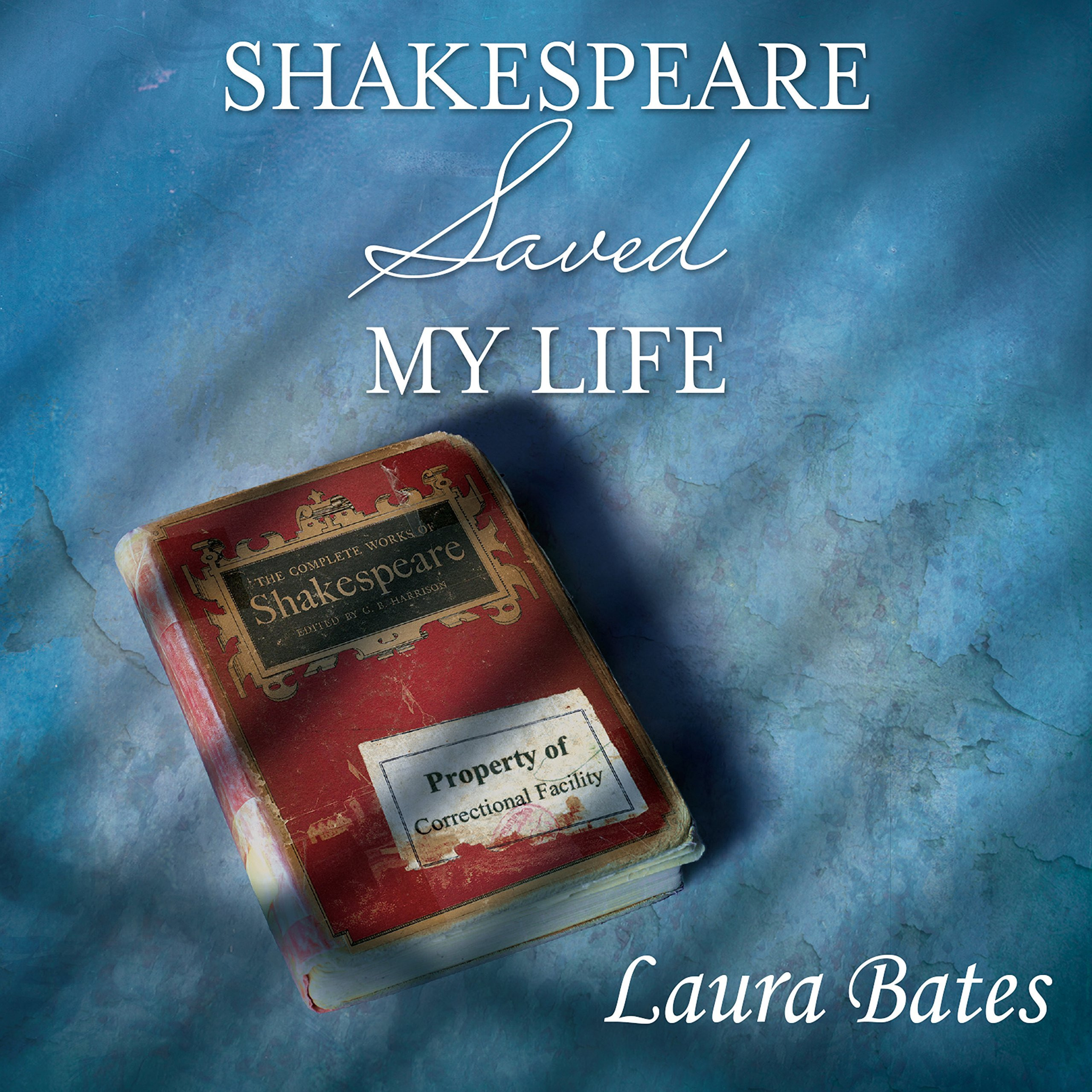 Printable Shakespeare Saved My Life: Ten Years in Solitary With the Bard Audiobook Cover Art
