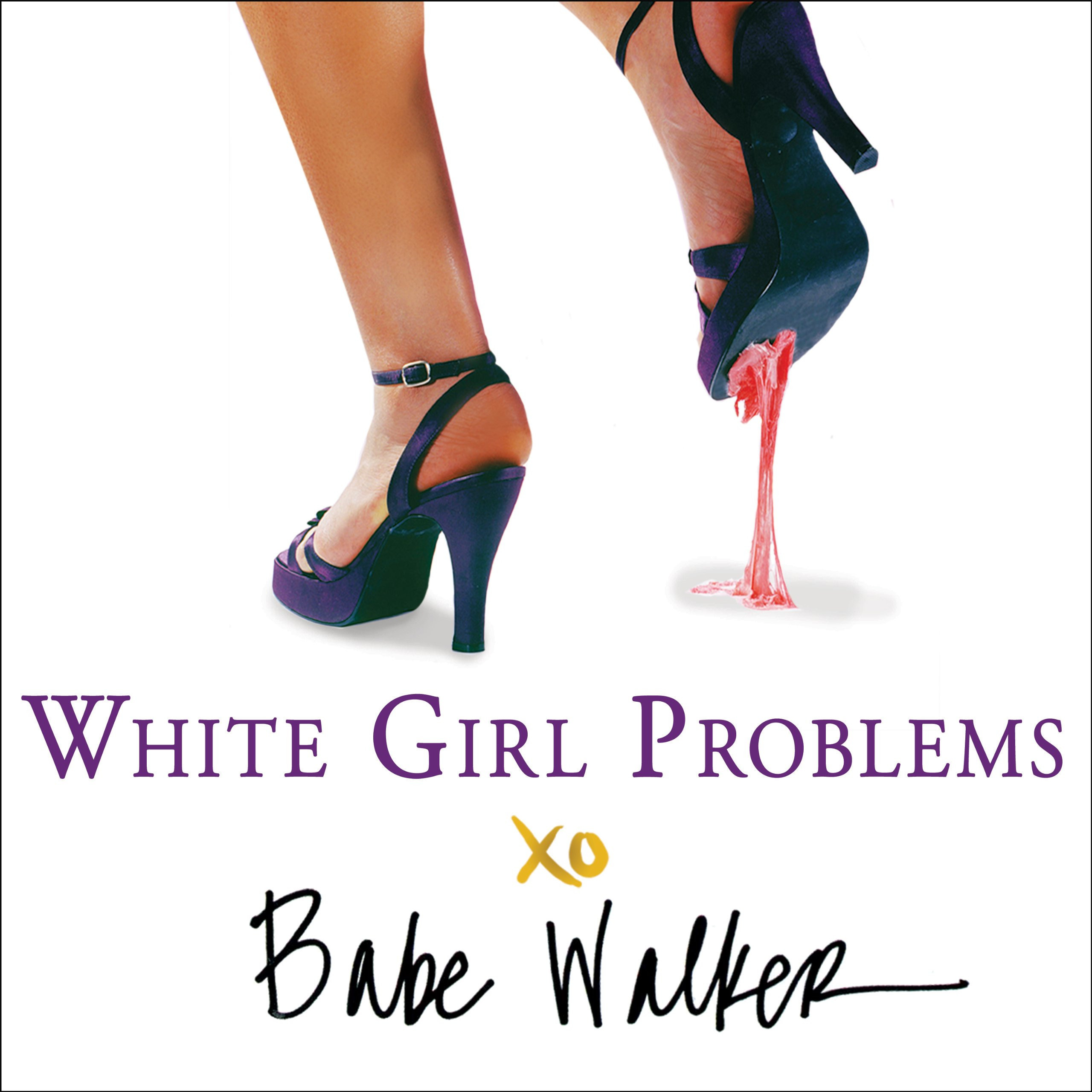 Printable White Girl Problems Audiobook Cover Art