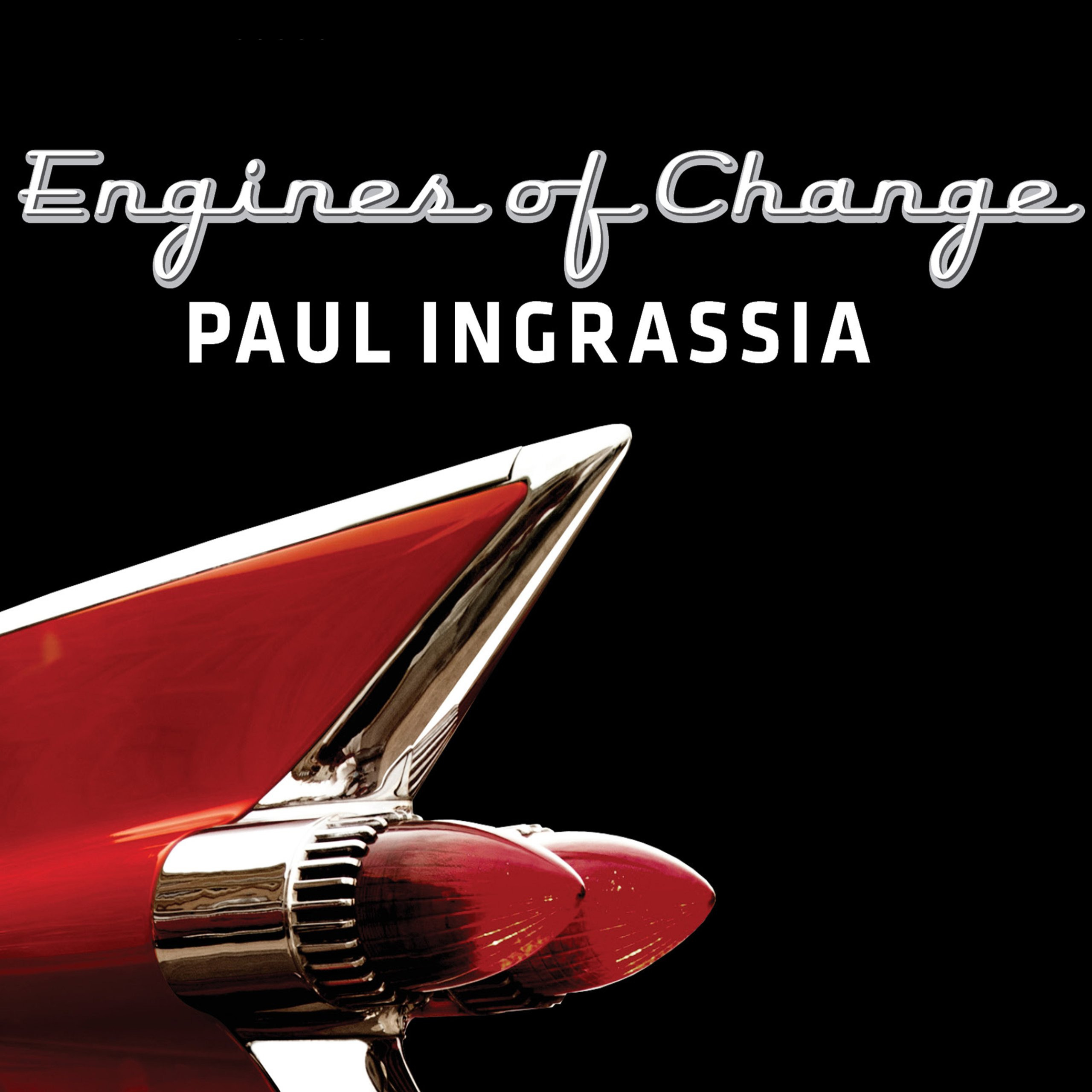 Printable Engines of Change: A History of the American Dream in Fifteen Cars Audiobook Cover Art