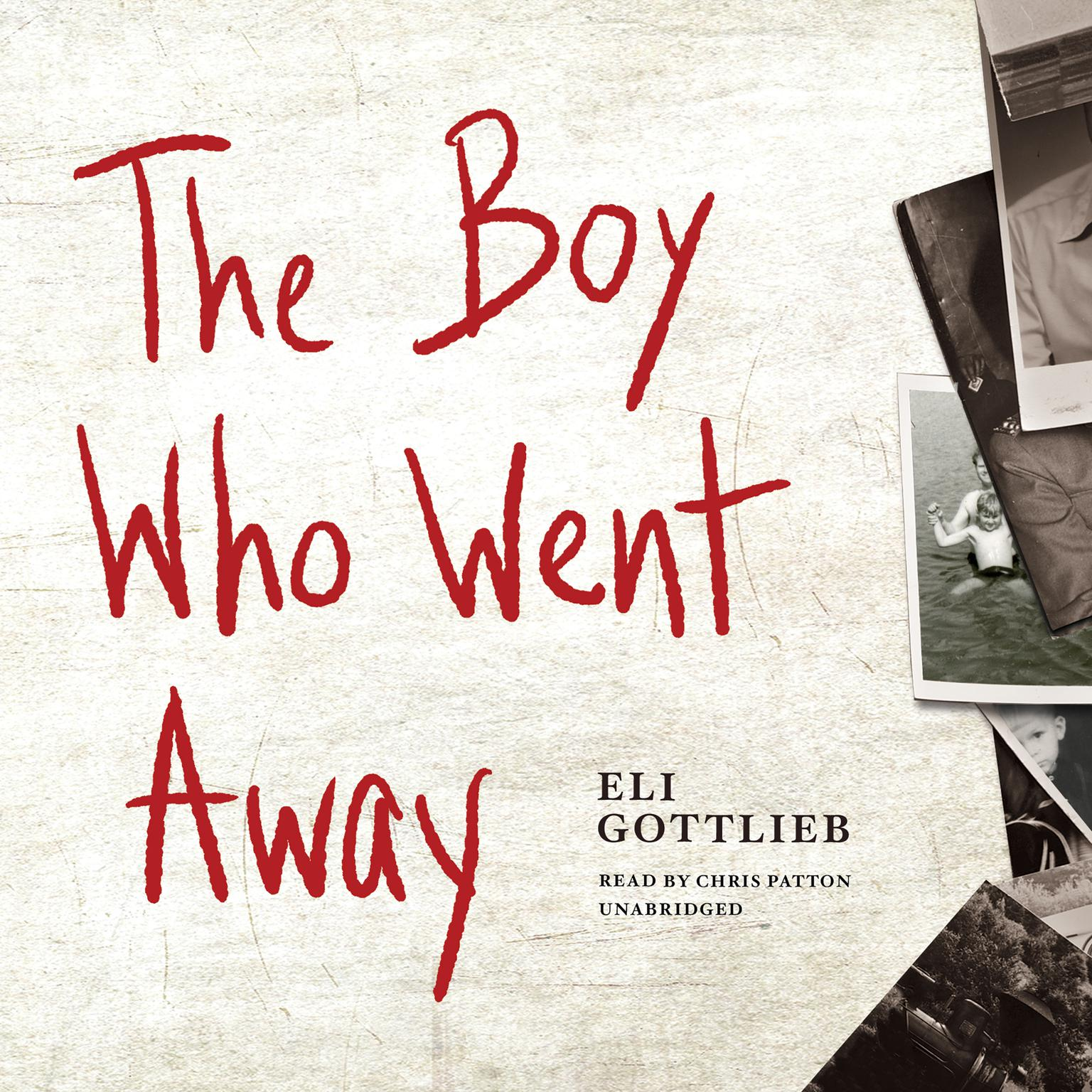 Printable The Boy Who Went Away: A Novel Audiobook Cover Art