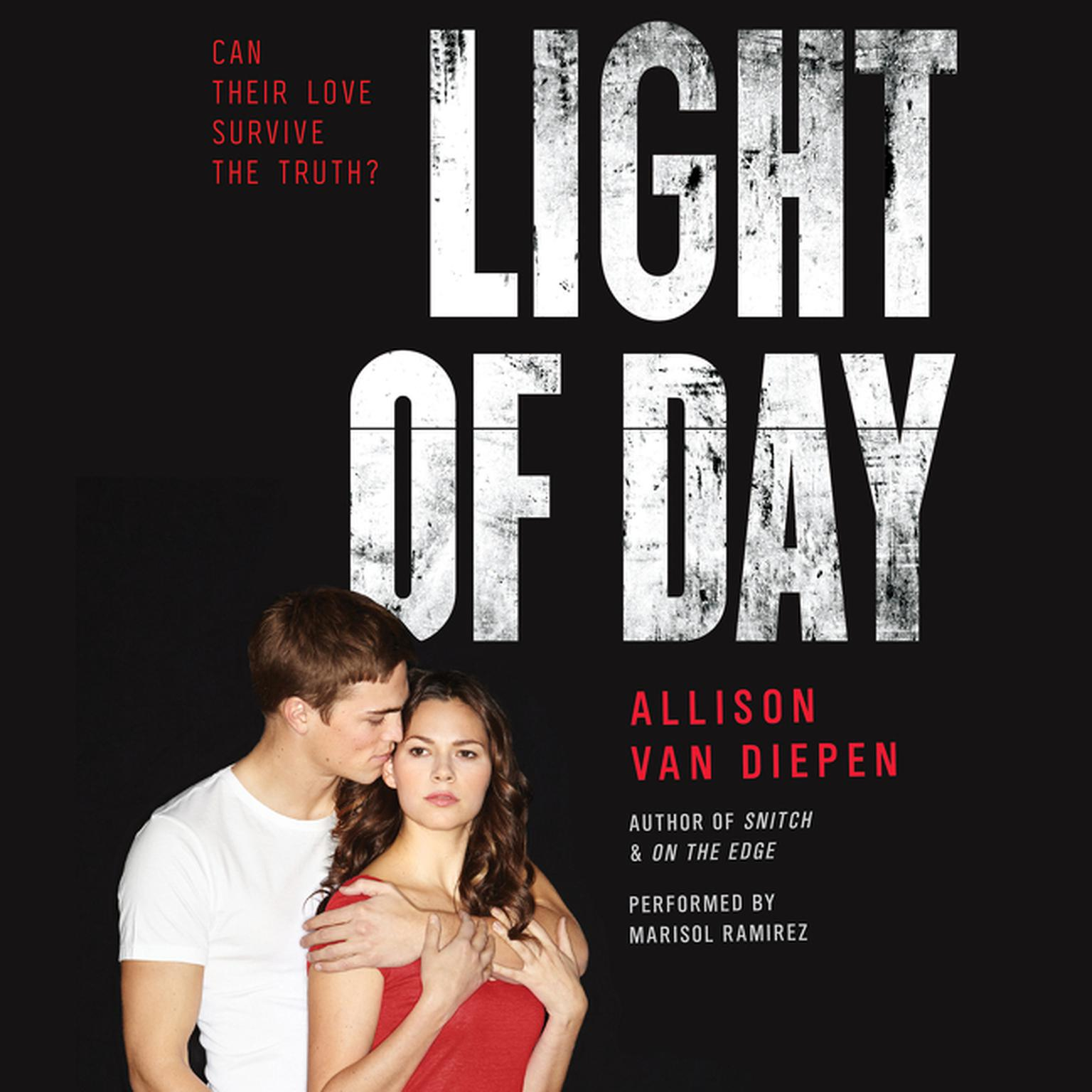 Printable Light of Day Audiobook Cover Art