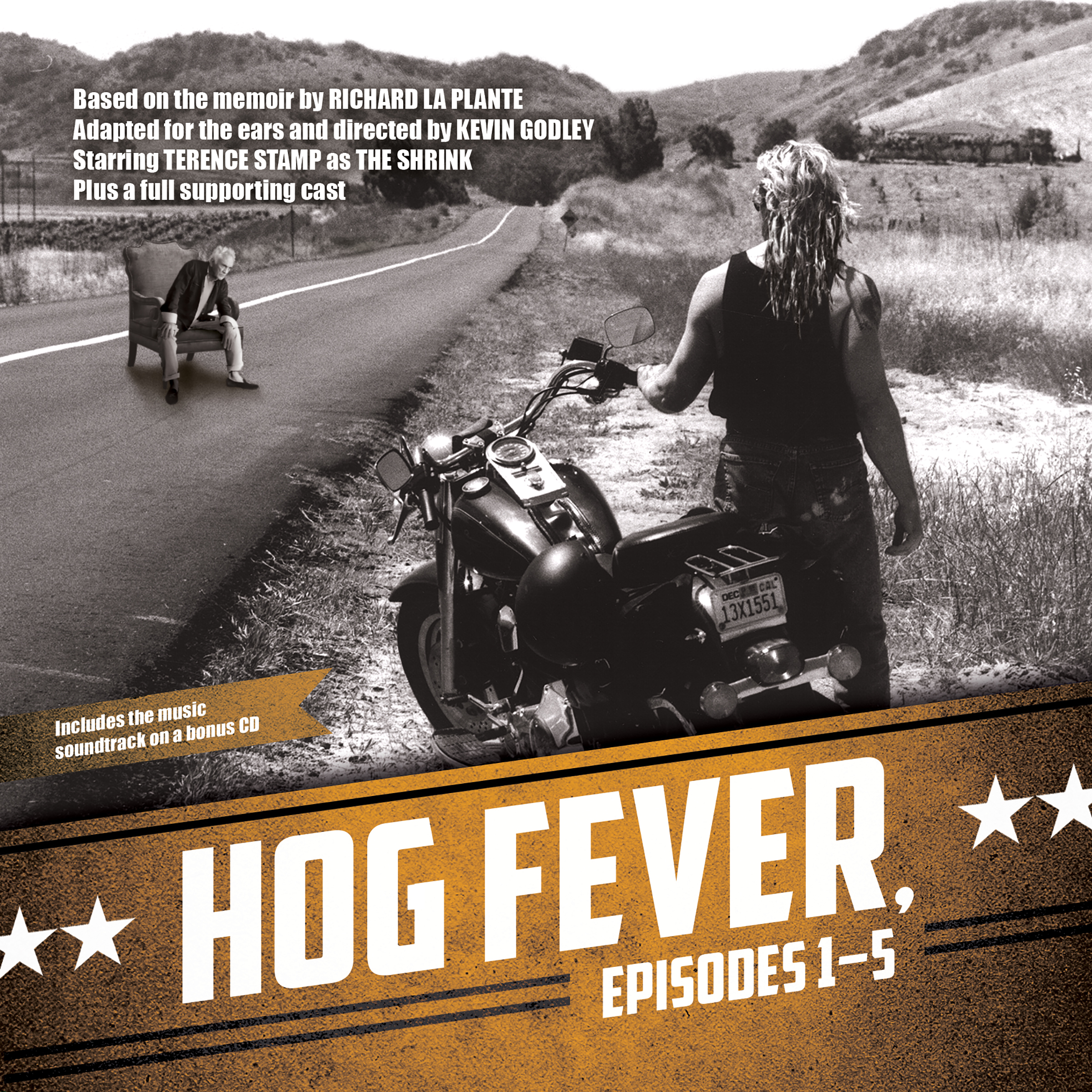 Printable Hog Fever, Episodes 1–5 Audiobook Cover Art