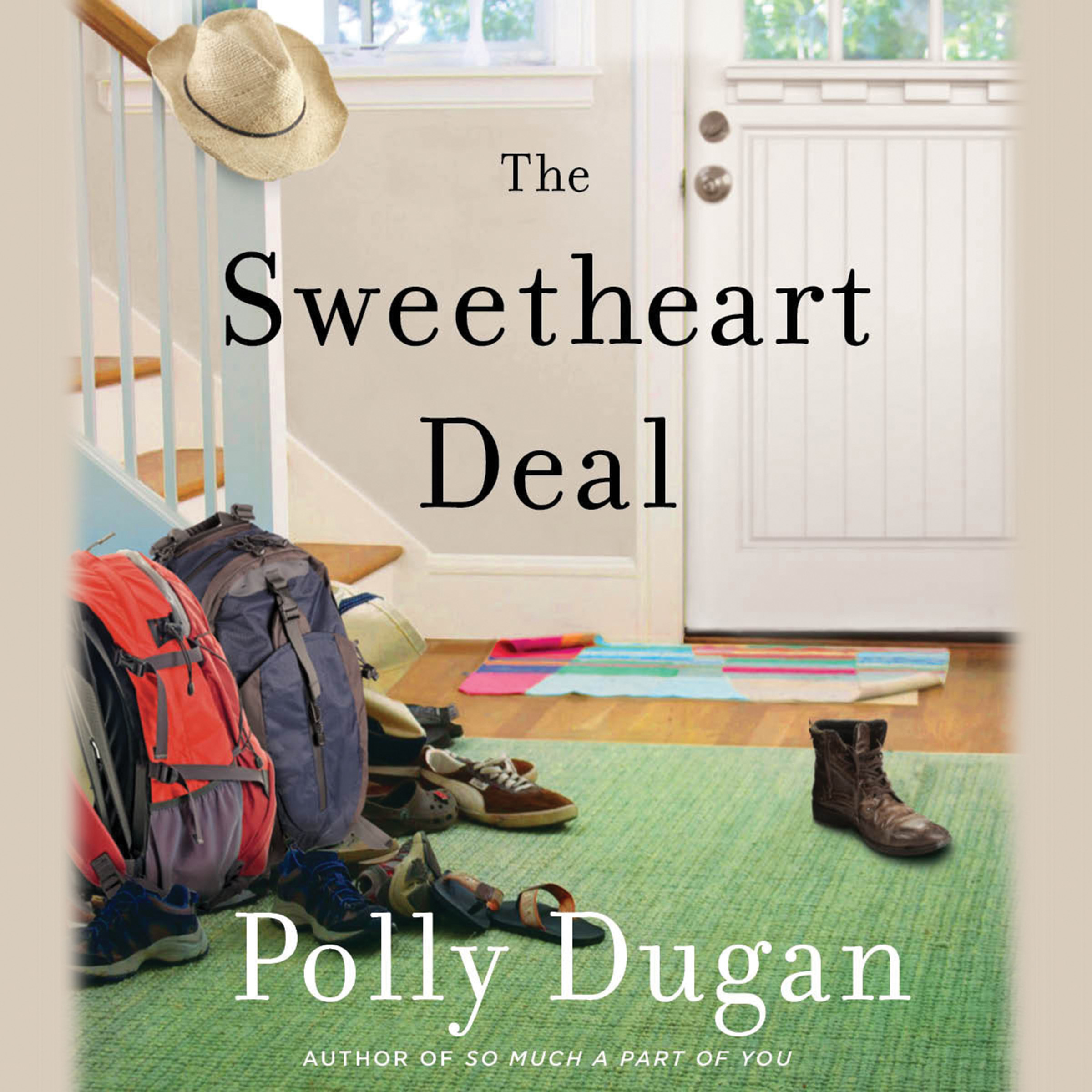 Printable The Sweetheart Deal Audiobook Cover Art