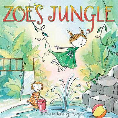 Zoe's Jungle Audiobook, by Bethanie  Deeney Murguia