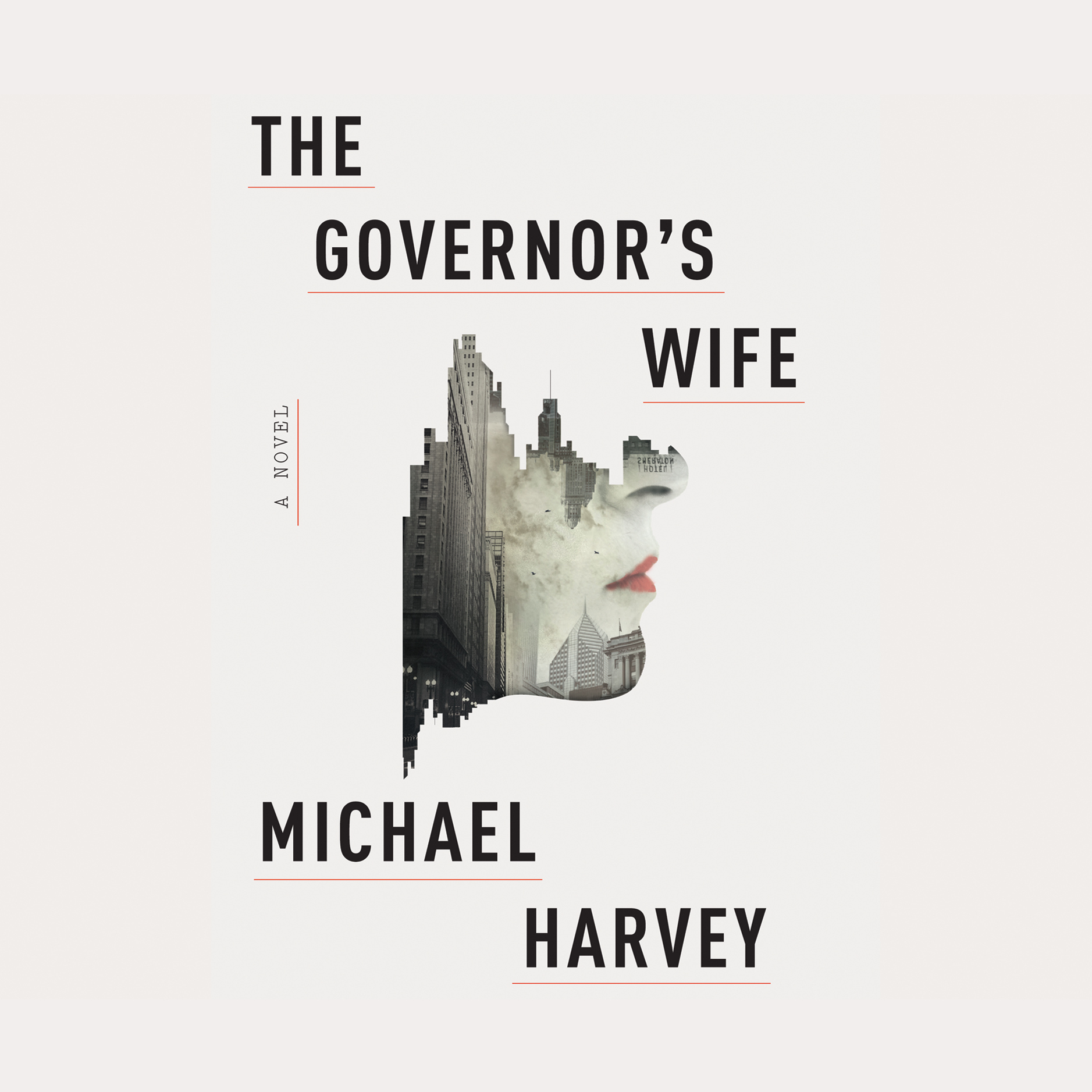Printable The Governor's Wife Audiobook Cover Art