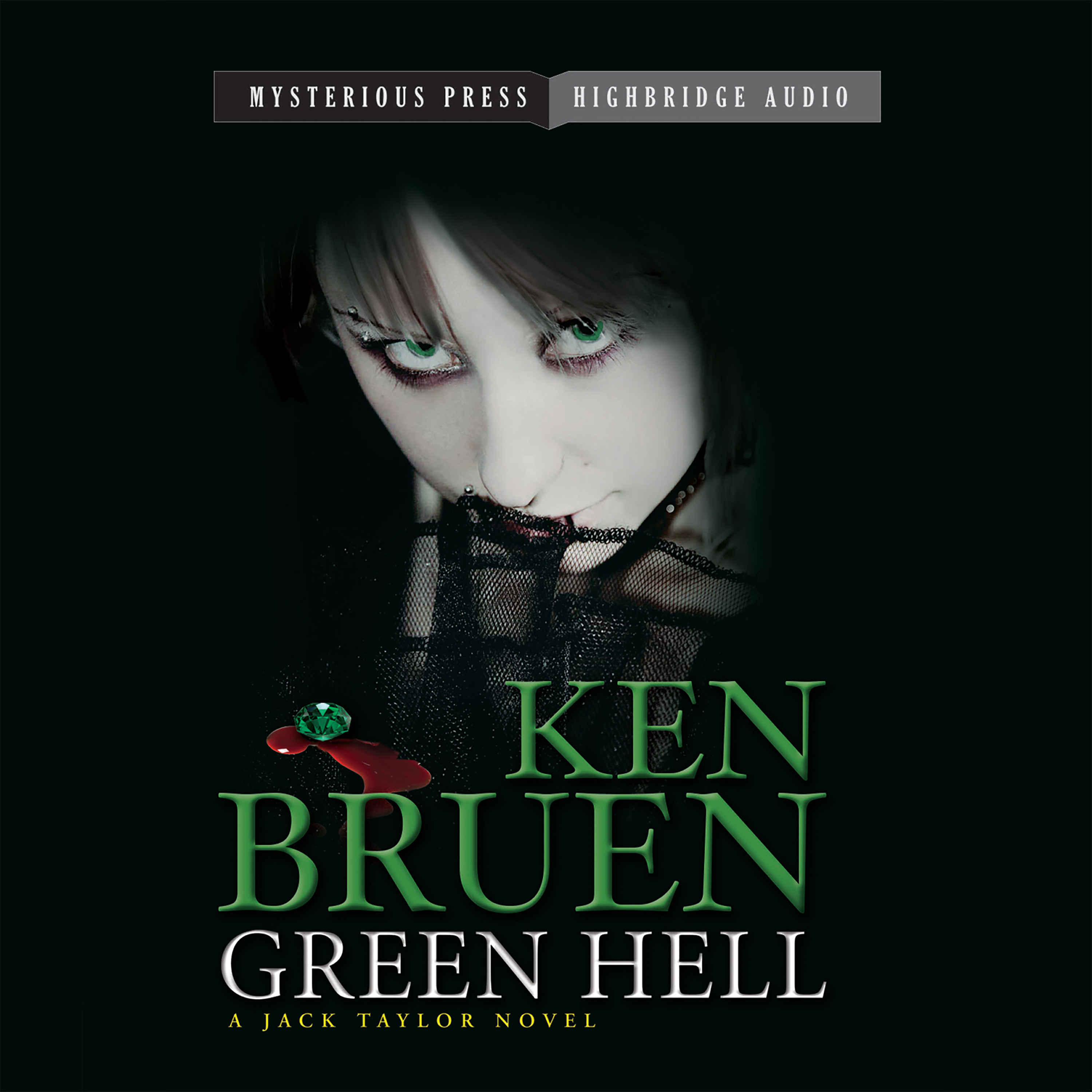Printable Green Hell: A Jack Taylor Novel Audiobook Cover Art