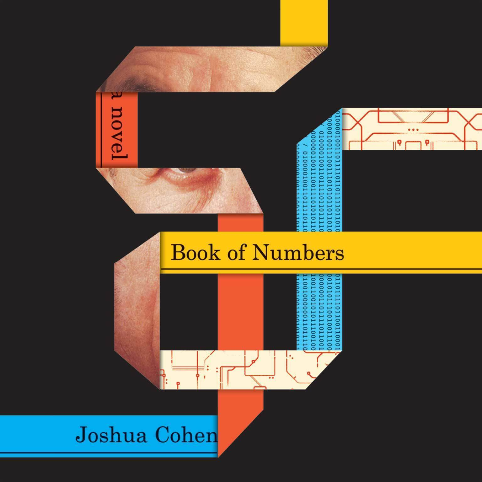 Printable Book of Numbers Audiobook Cover Art