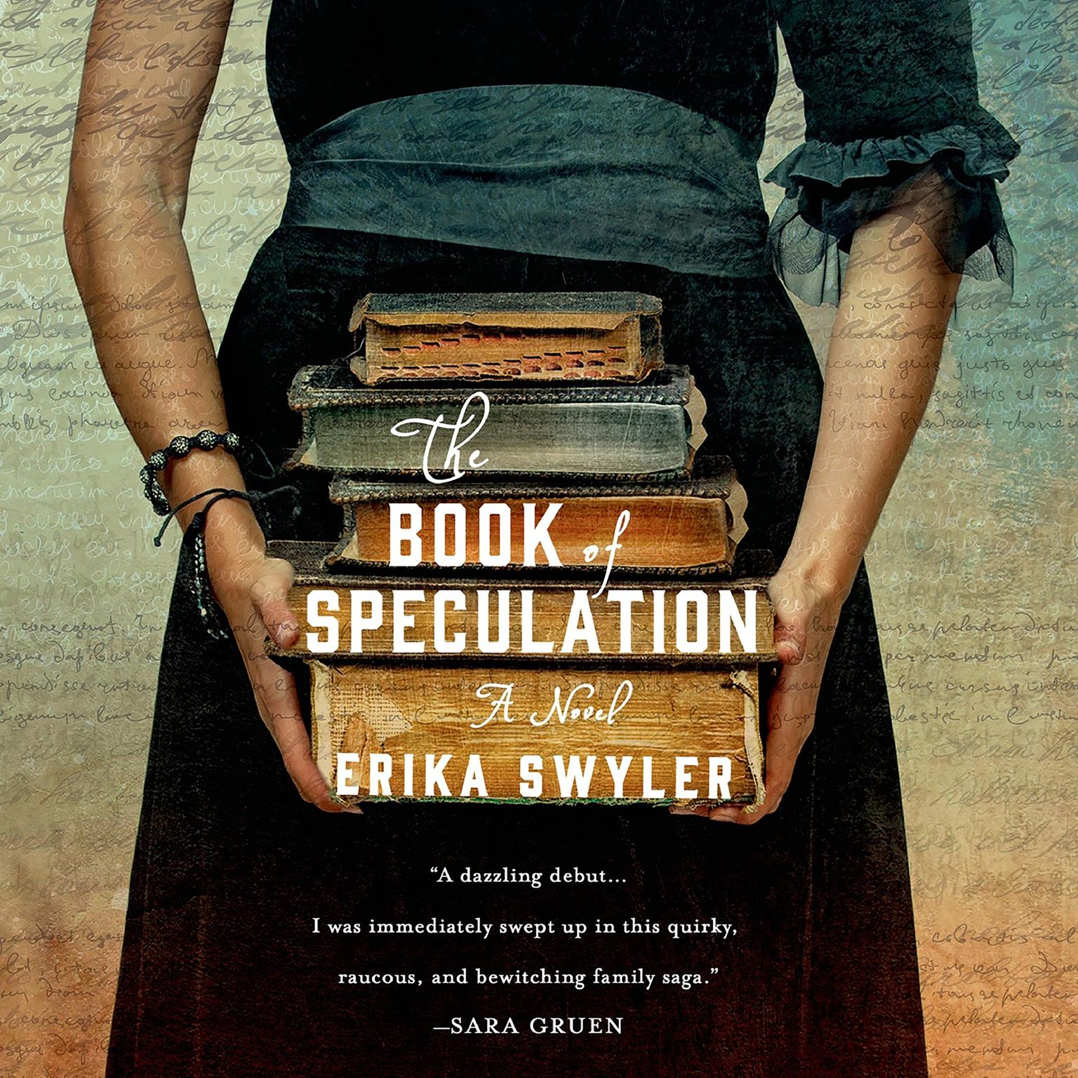 Printable The Book of Speculation: A Novel Audiobook Cover Art