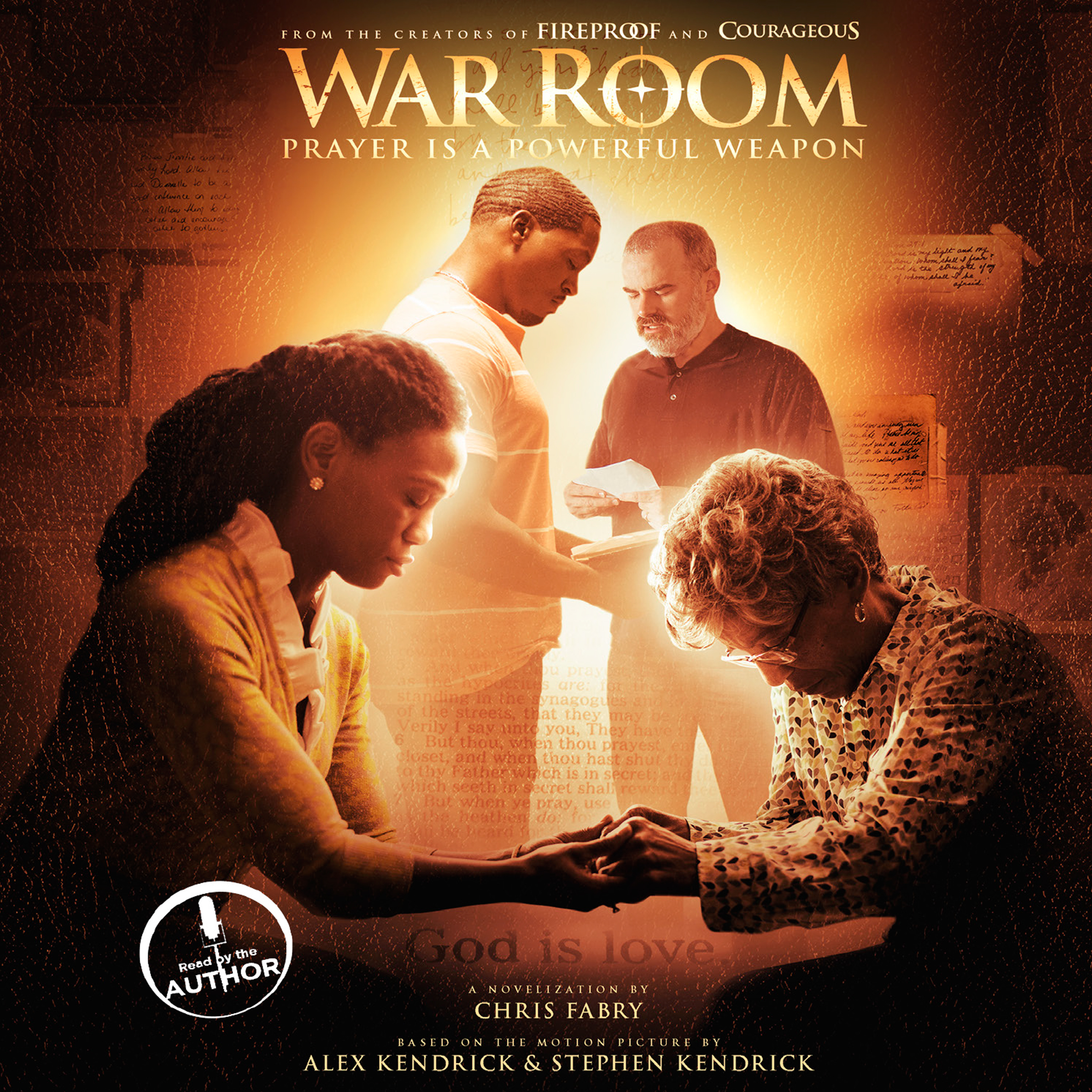 Printable War Room: Prayer Is a Powerful Weapon Audiobook Cover Art