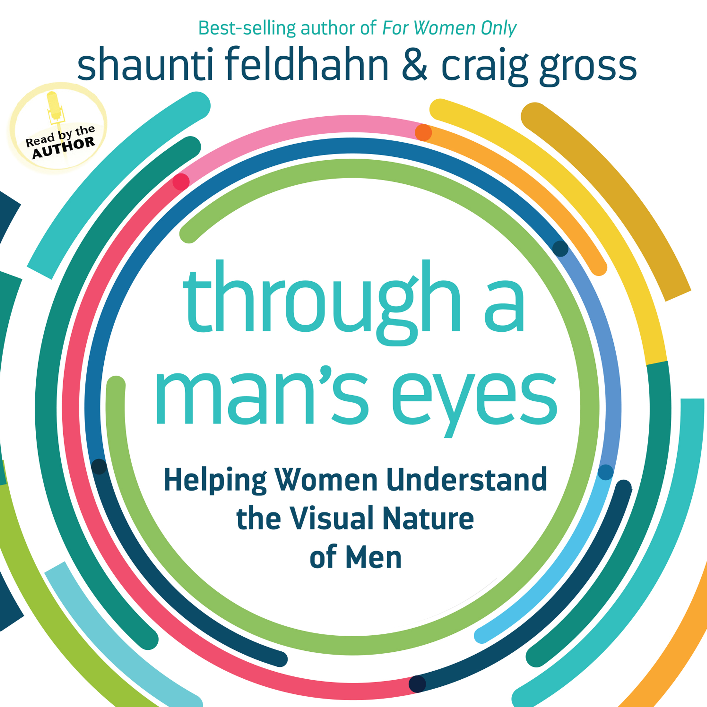 Printable Through a Man's Eyes: Helping Women Understand the Visual Nature of Men Audiobook Cover Art