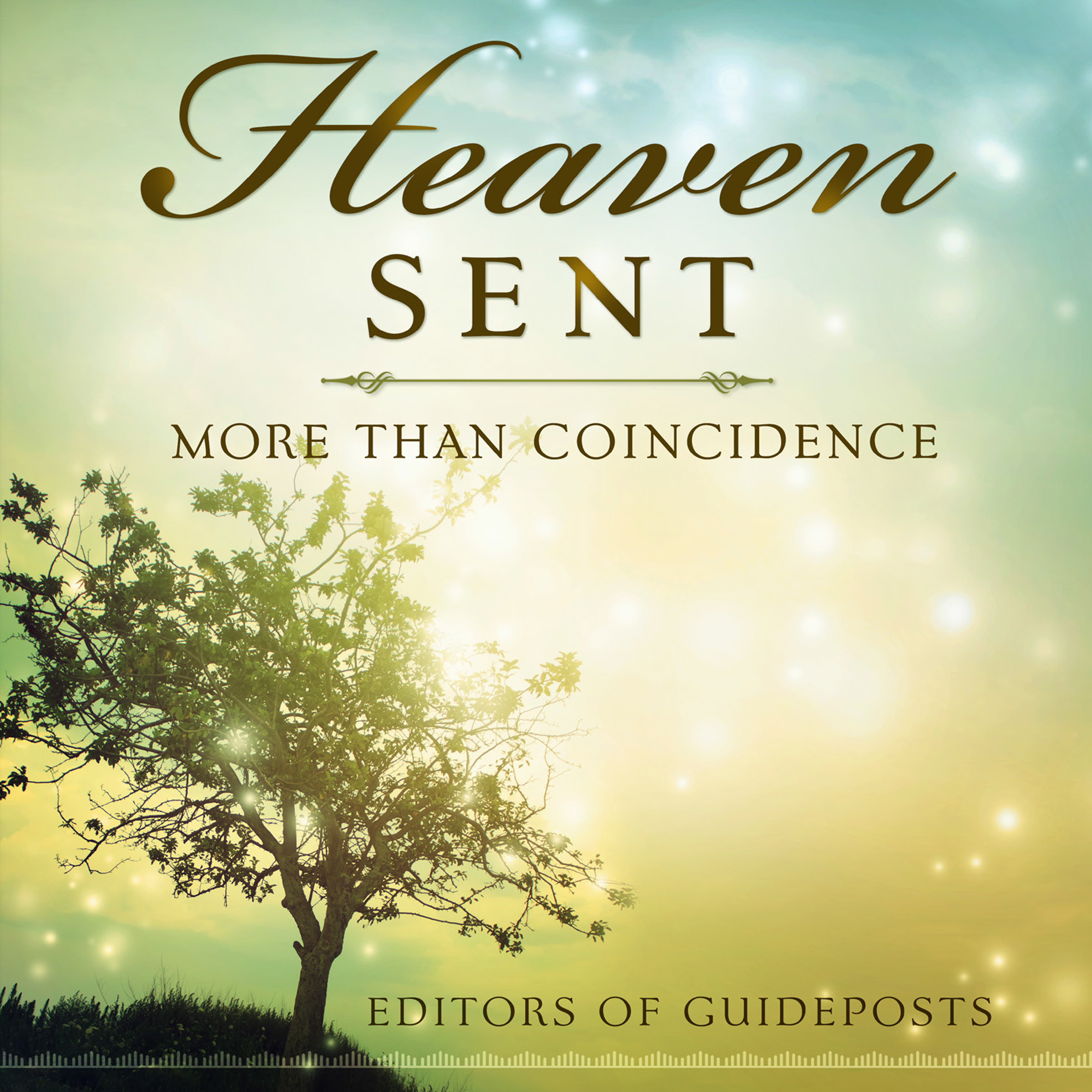 Printable Heaven Sent: More Than Coincidence Audiobook Cover Art