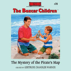 The Mystery of the Pirate's Map Audiobook, by Gertrude Chandler Warner