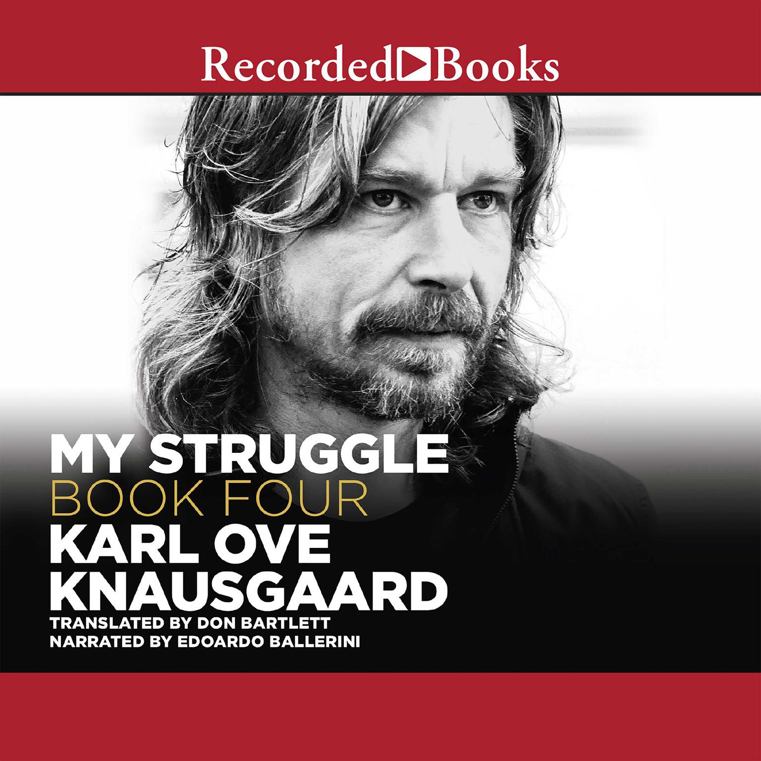 Printable My Struggle, Book Four Audiobook Cover Art