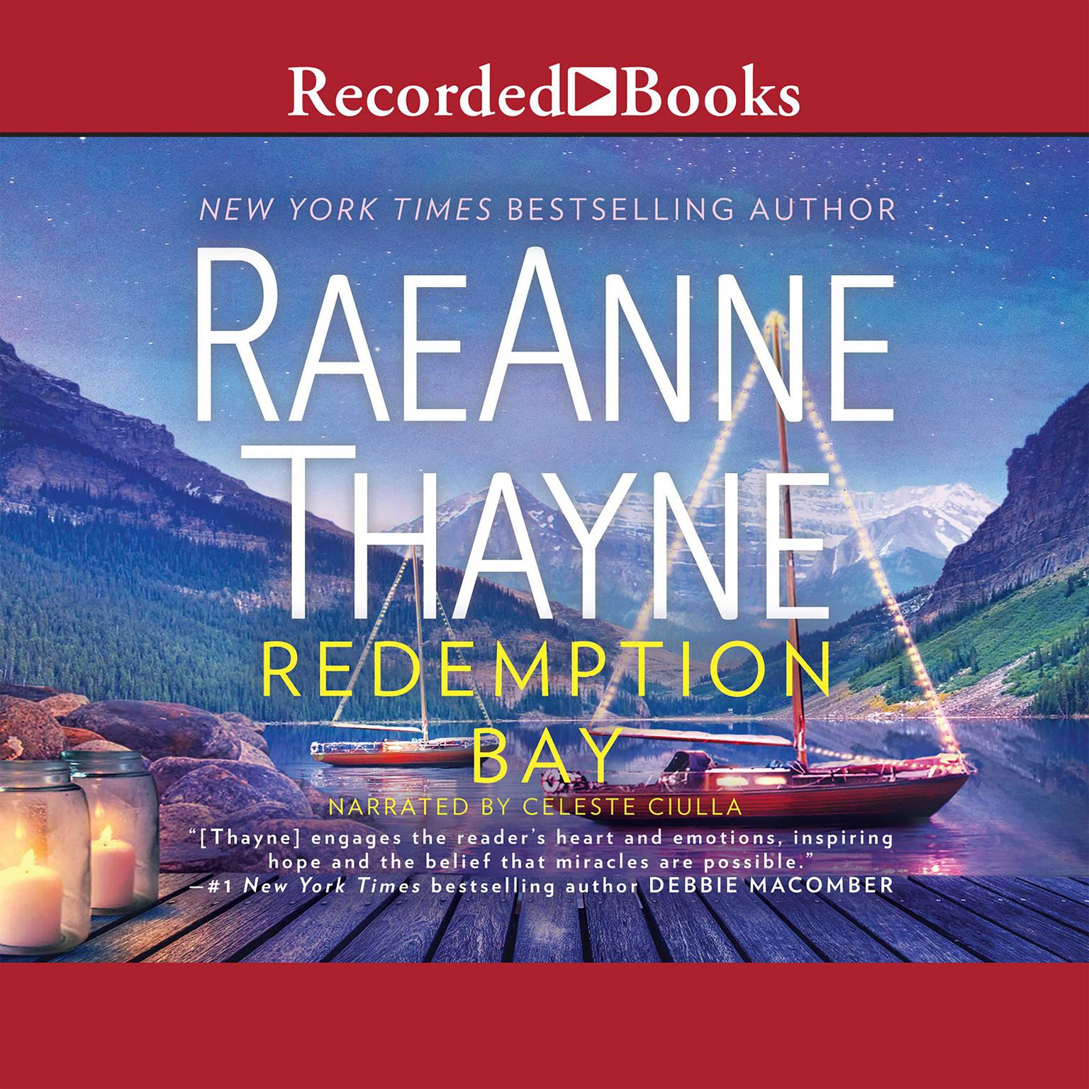 Printable Redemption Bay Audiobook Cover Art