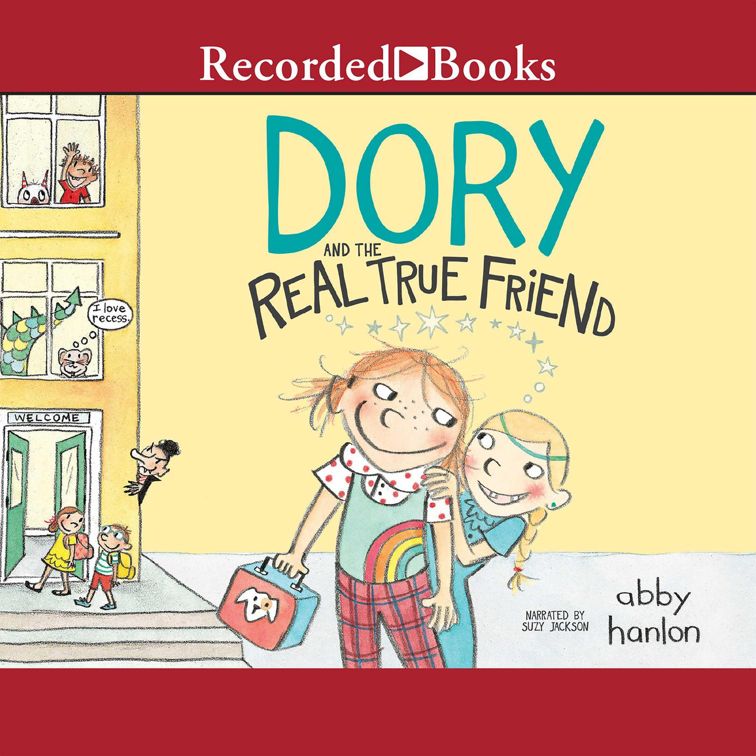 Printable Dory and the Real True Friend Audiobook Cover Art