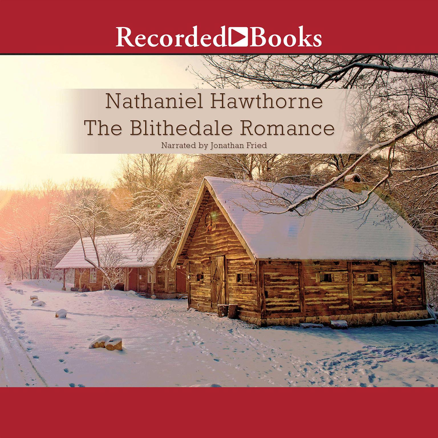 Printable The Blithedale Romance Audiobook Cover Art