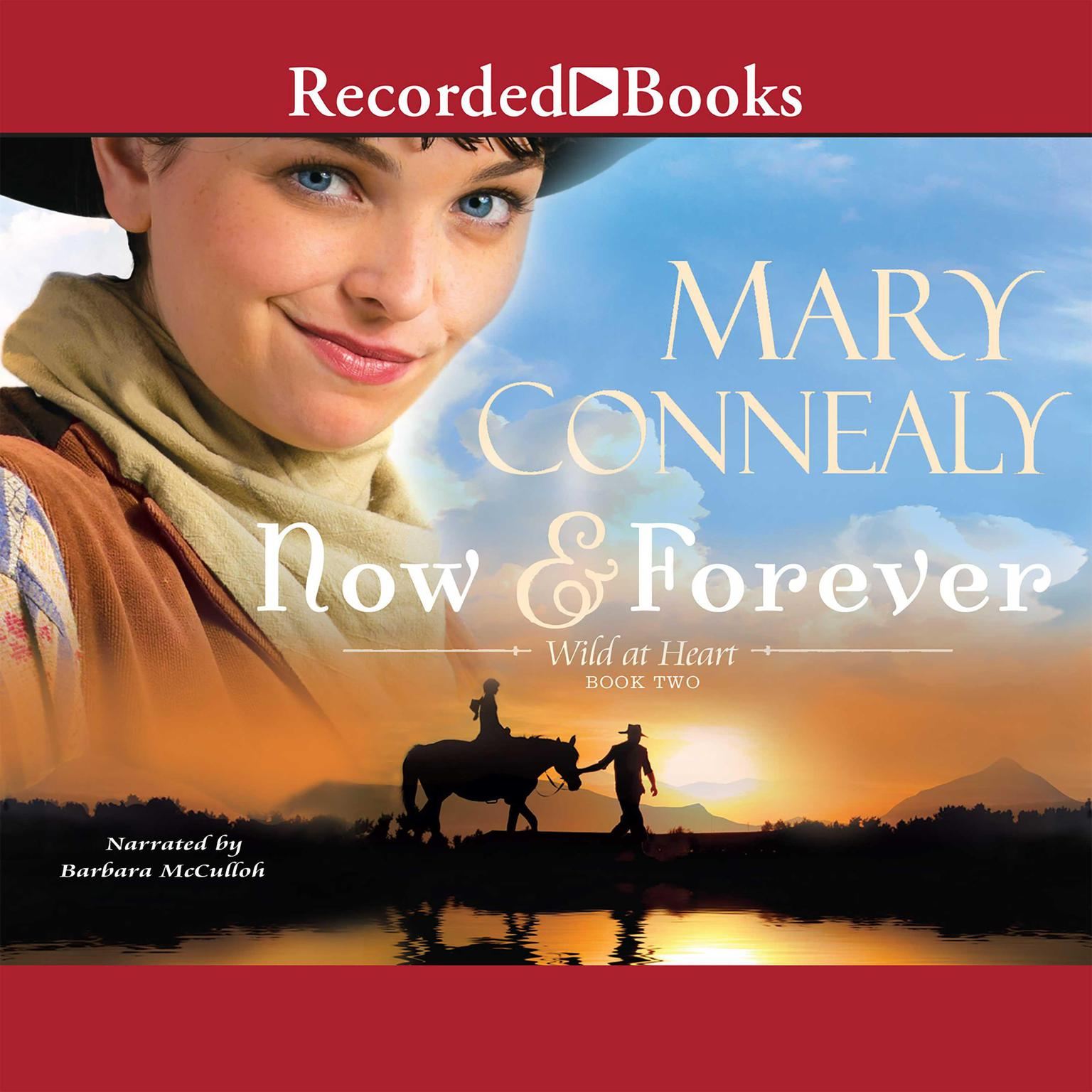 Printable Now and Forever Audiobook Cover Art