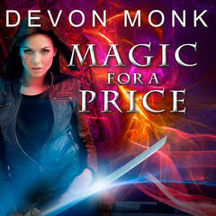 Magic for a Price Audiobook, by Devon Monk