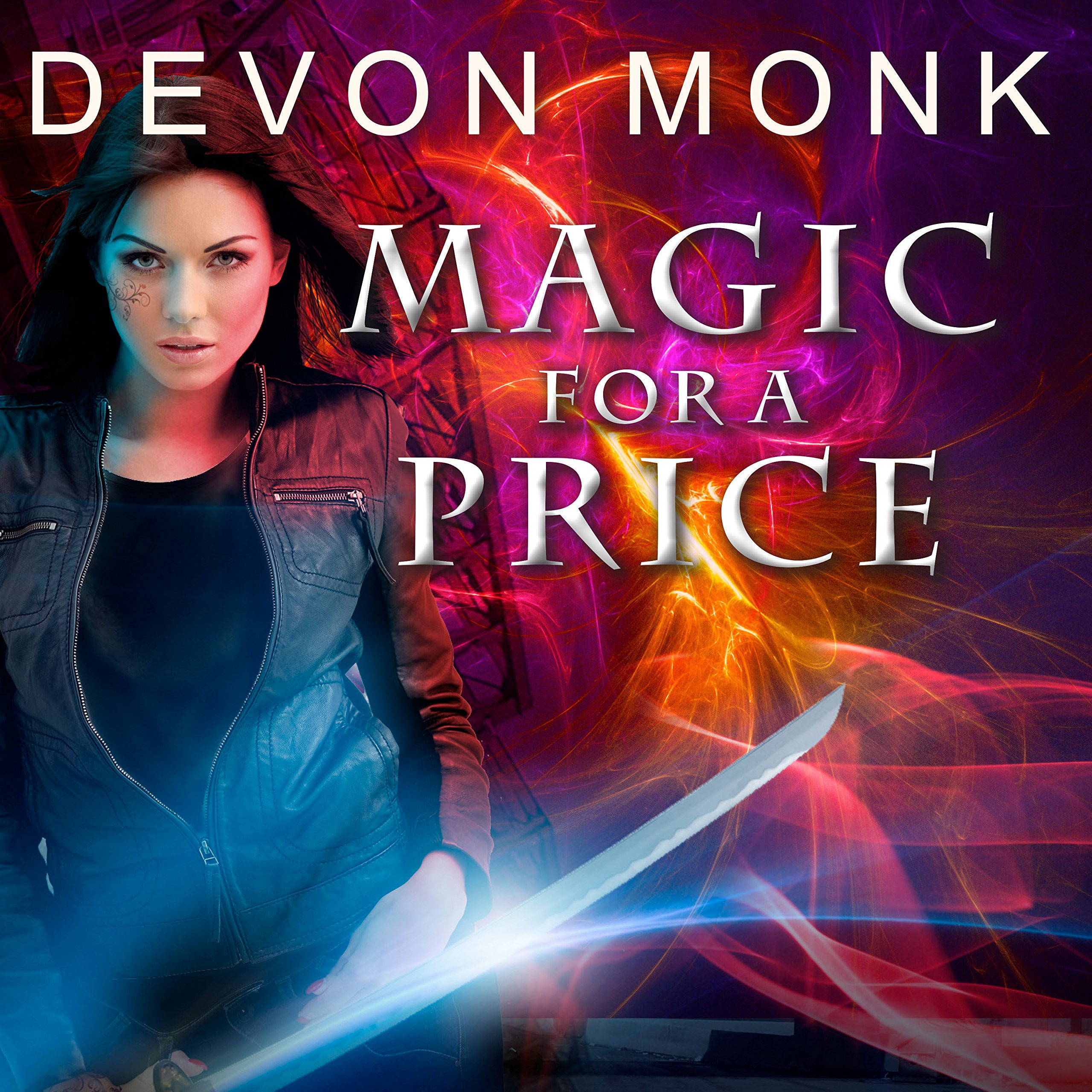 Printable Magic for a Price Audiobook Cover Art