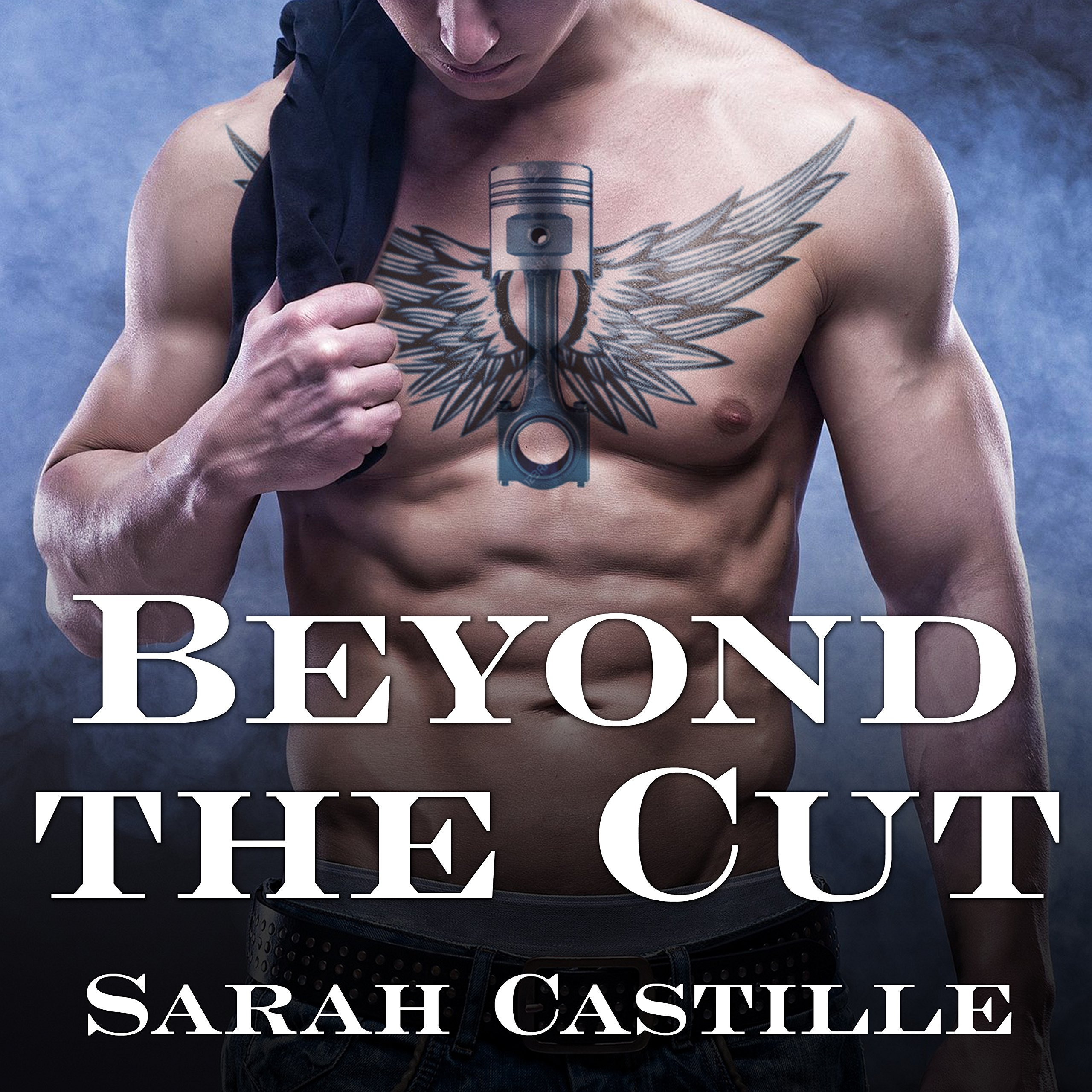 Printable Beyond the Cut Audiobook Cover Art