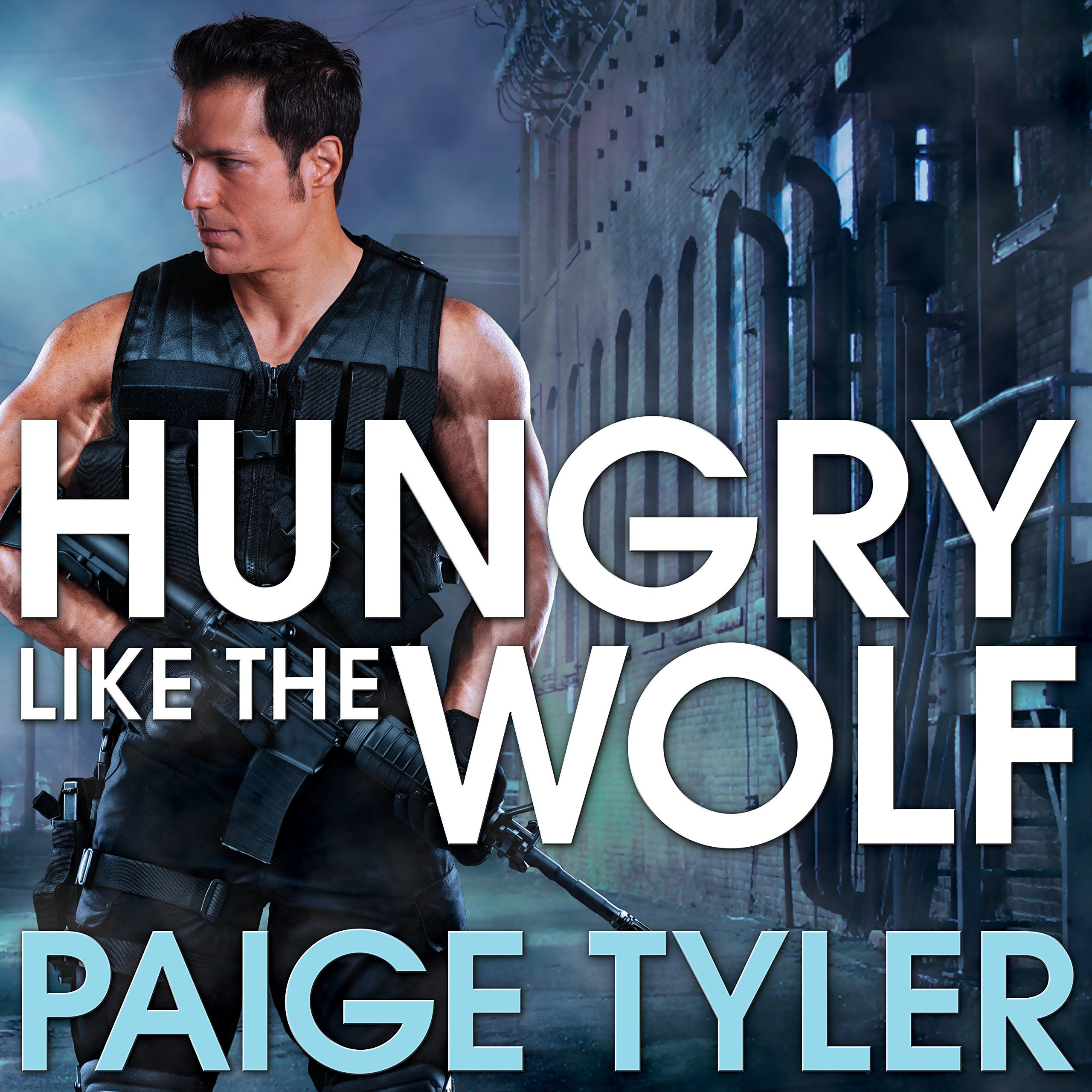 Printable Hungry Like the Wolf: Special Wolf Alpha Team Audiobook Cover Art