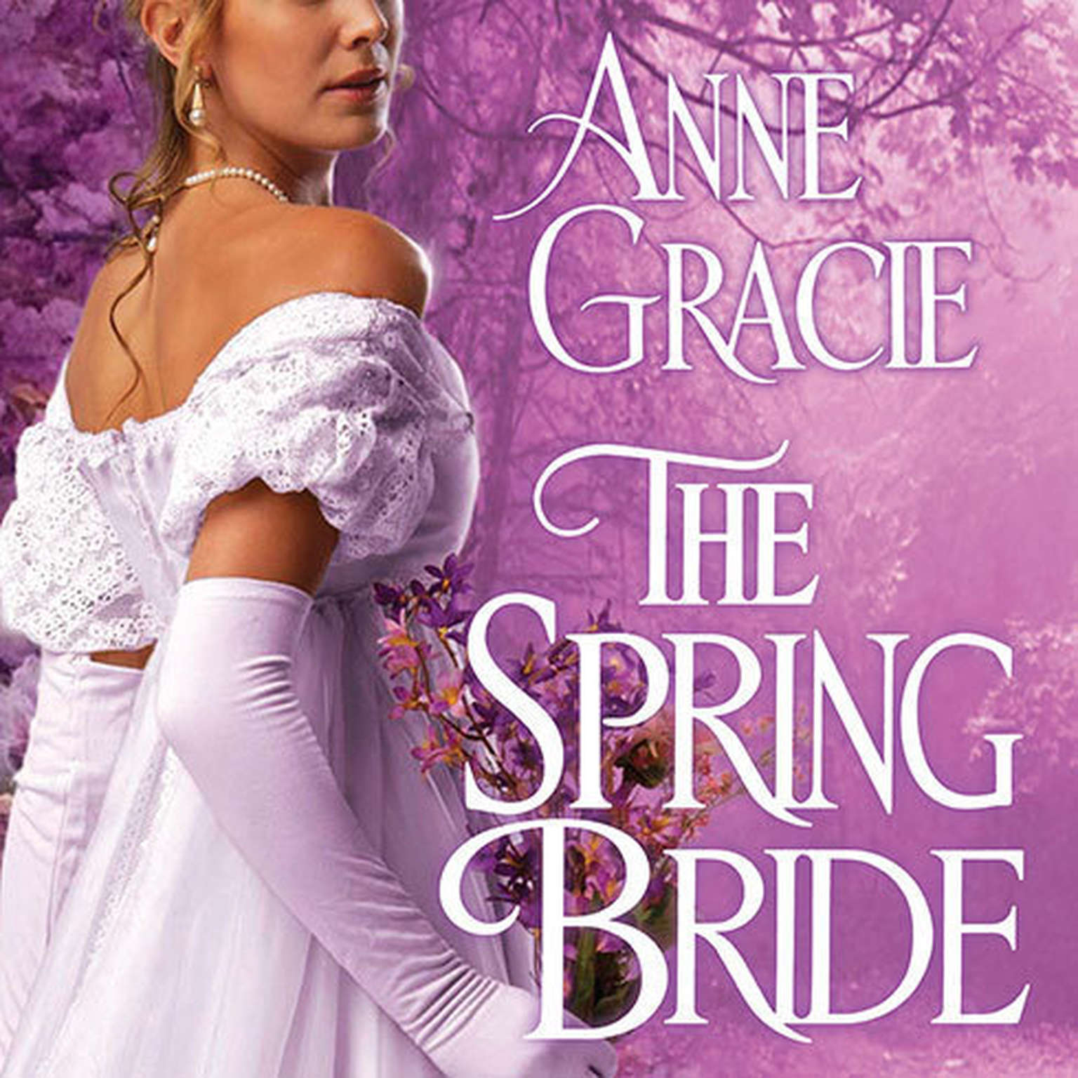 Printable The Spring Bride Audiobook Cover Art