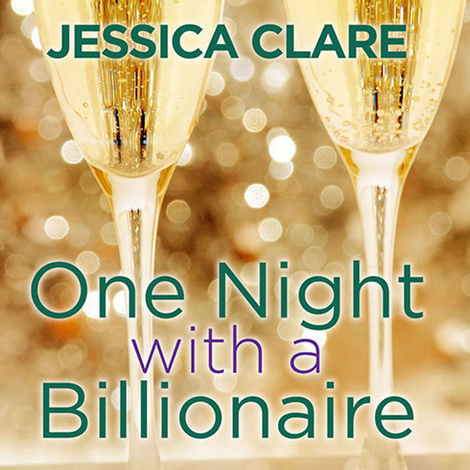 Printable One Night with a Billionaire Audiobook Cover Art