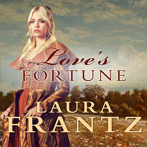 Printable Love's Fortune Audiobook Cover Art