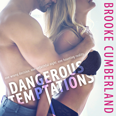 Printable Dangerous Temptations Audiobook Cover Art