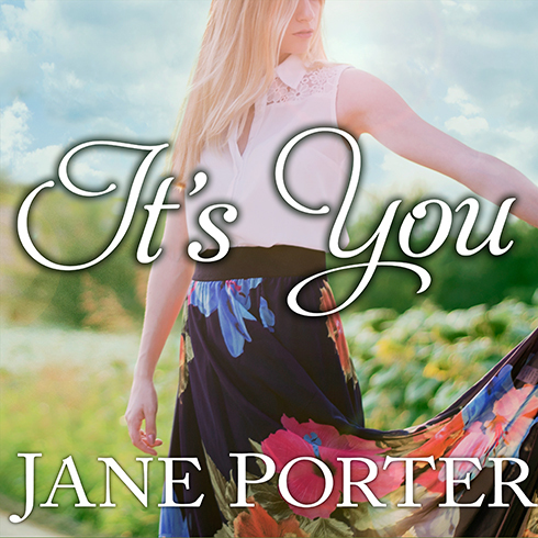 Printable It's You Audiobook Cover Art