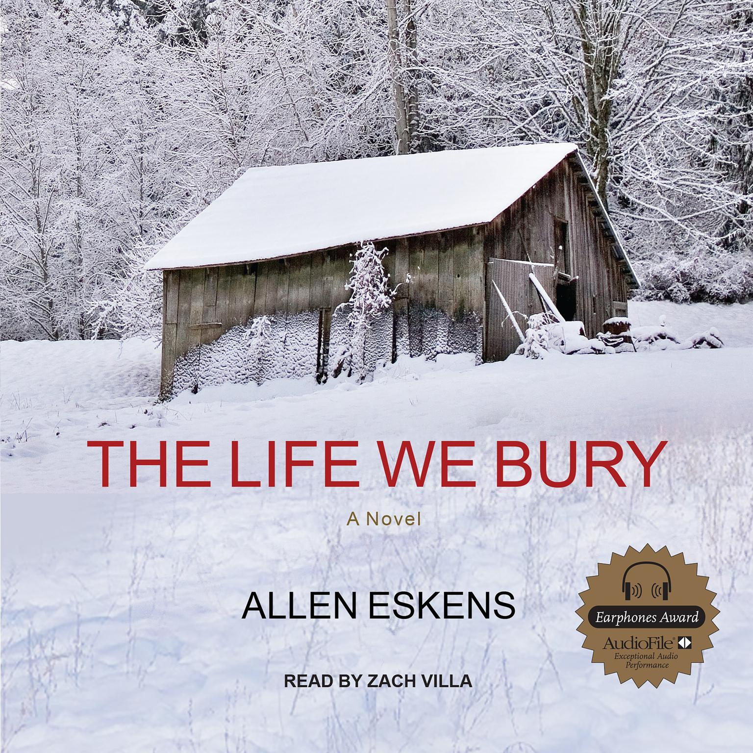 Printable The Life We Bury Audiobook Cover Art