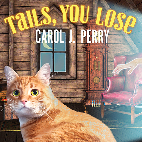 Printable Tails, You Lose Audiobook Cover Art
