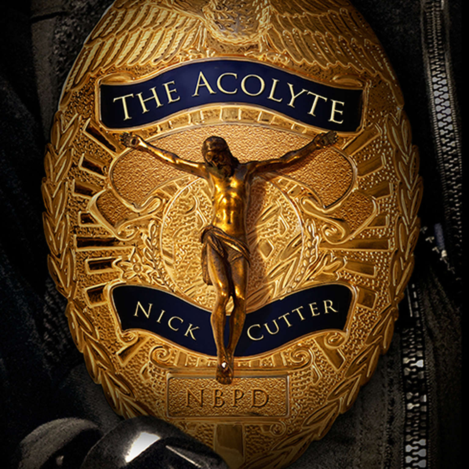 Printable The Acolyte Audiobook Cover Art