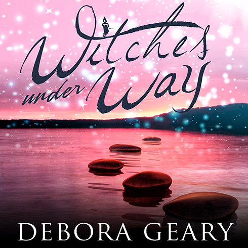 Printable Witches under Way Audiobook Cover Art