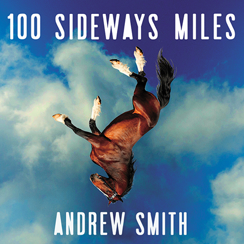 Printable 100 Sideways Miles Audiobook Cover Art