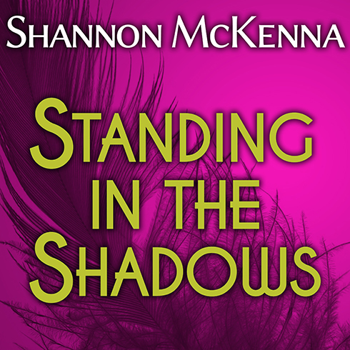 Printable Standing in the Shadows Audiobook Cover Art