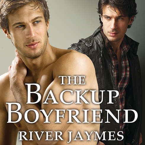 Printable The Backup Boyfriend Audiobook Cover Art
