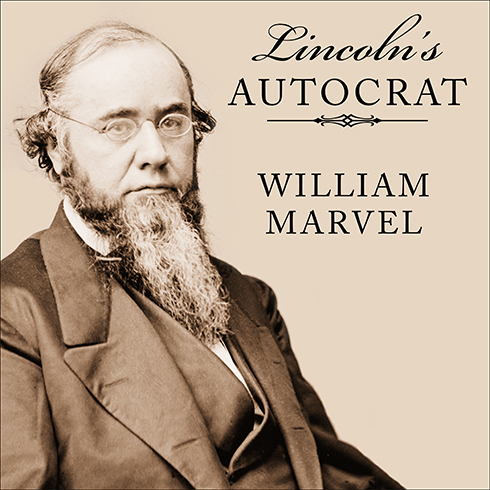 Printable Lincoln's Autocrat: The Life of Edwin Stanton Audiobook Cover Art
