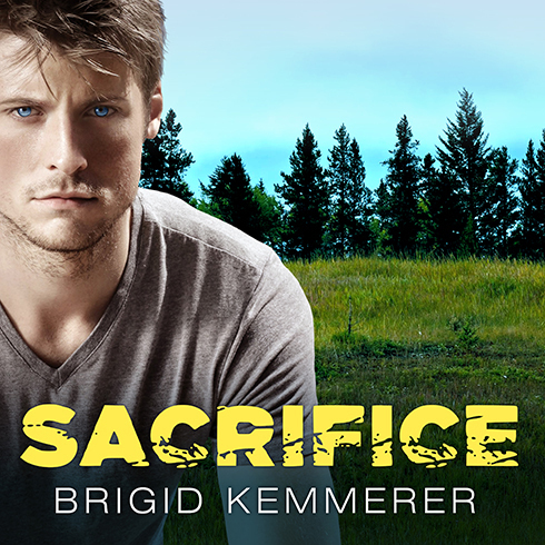 Printable Sacrifice Audiobook Cover Art