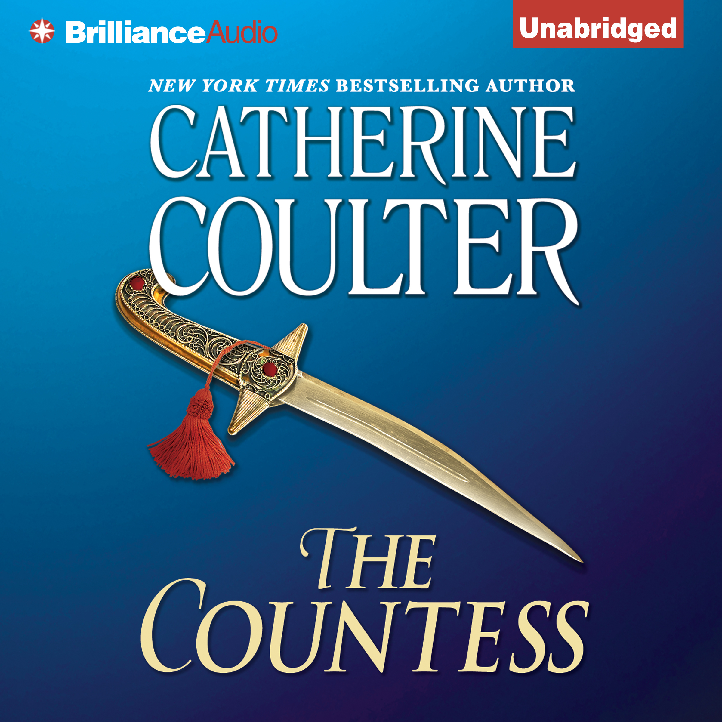 Printable The Countess Audiobook Cover Art