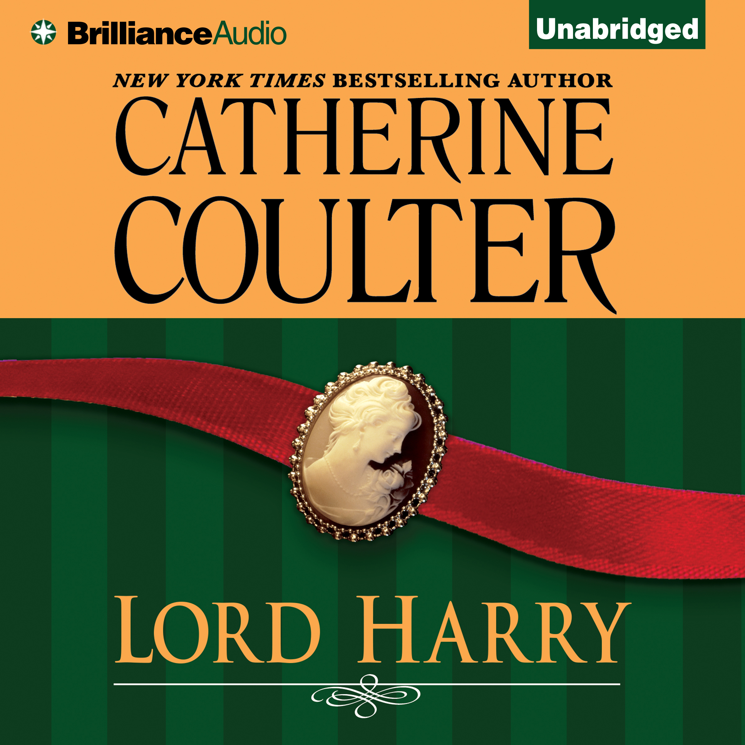 Printable Lord Harry Audiobook Cover Art